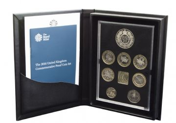 2016 Proof set Commemorative Edition